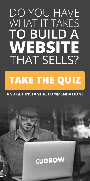 CU Grow | Websites That Sell
