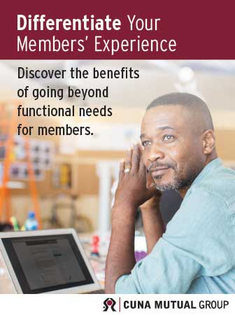 CUNA Mutual | Differentiate Your Members' Experience