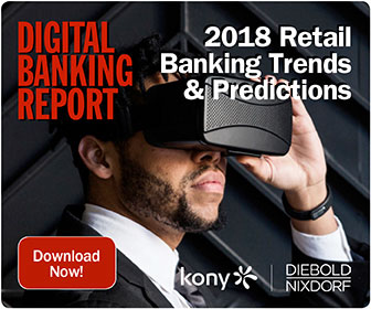 Digital Banking Report | Innovation in Retail Banking 2017
