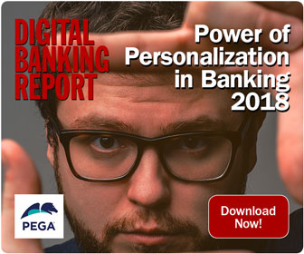 Digital Banking Report | Power of Personalization in Banking 2018