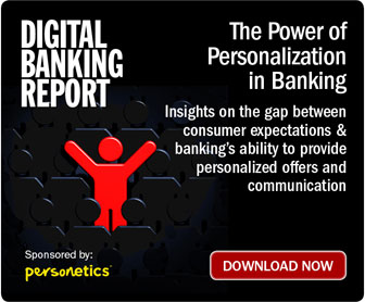 Digital Banking Report | The Power of Personalization