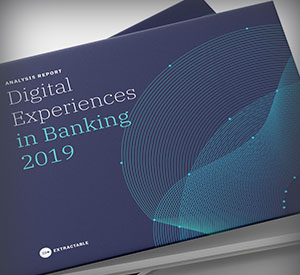 Image for What is the State of Digital Experiences in Banking 2019?