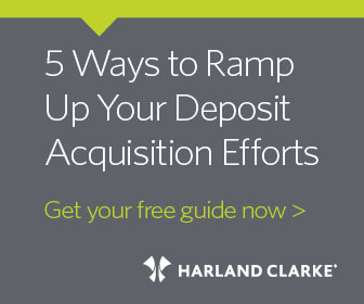 Harland Clarke | 5 Ways to Ramp Up Your Deposit Acquisition Efforts
