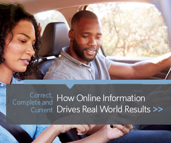 Harland Clarke | How Online Information Drives Real World Results