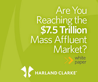 Harland Clarke | Tapping the Mass Affluent