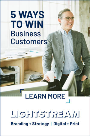 Lightstream | 5 Ways to Win Business Customers
