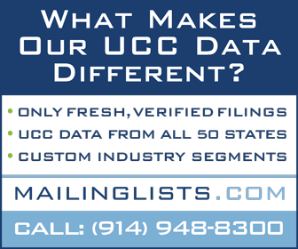 MailingLists.com | Get Better UCC Filing Data