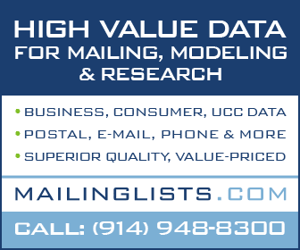 Mailinglists.com | Versatile, Valuable Data From A Trusted Source