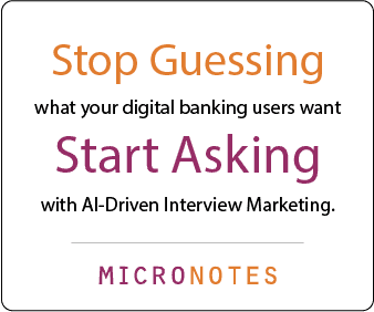 Micronotes | AI-Enabled Interview Marketing