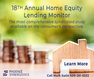 Phoenix Synergistics | 18th Annual Home Equity Lending Monitor