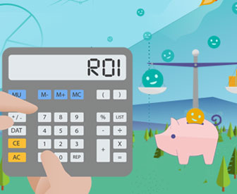 Image for Calculating the ROI of Customer Experience in Financial Services [Free eBook]