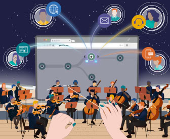 Image for Customer Journey Orchestration 101 for Financial Services [Free eBook]