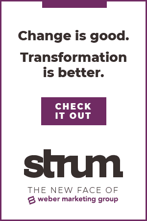 Strum | Strum is the New Face of Weber Marketing Group