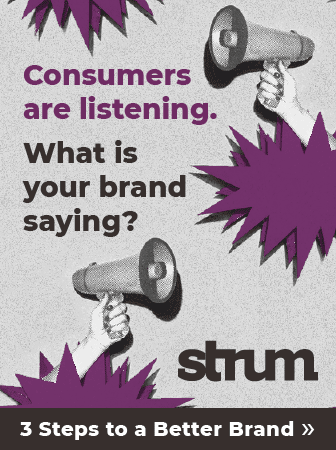Strum | What's Your Brand Saying?