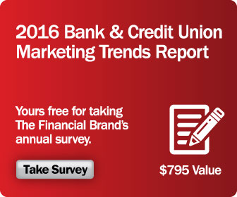 The Financial Brand | 2016 Annual Marketing Survey