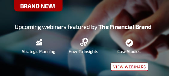 The Financial Brand | Featured Webinars